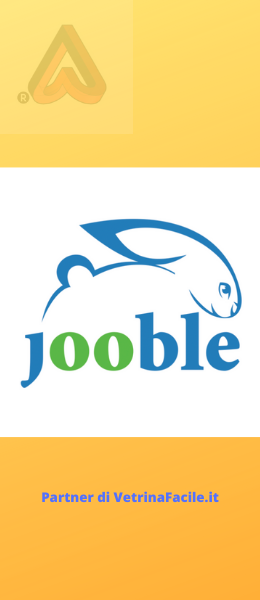 Jooble Partner di VetrinaFacile.it